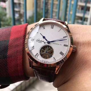 Glasshoutte Tourbillion