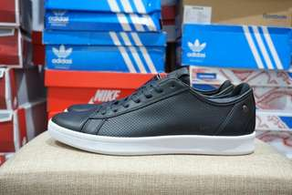 Skeechers Street Leather Black