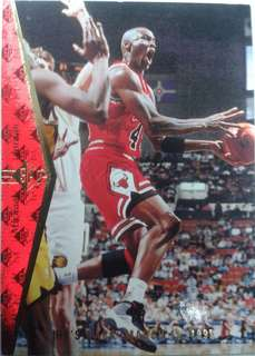 Michael Jordan UPPERDECK SP