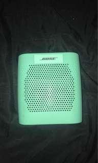 bose mint soundlink speaker 1