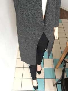 Zara knit comfy jacket