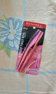 Mascara- Rimmel,  brand new