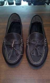 Sepatu vansus cewek Family Bunut Shoes cokelat