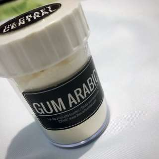 The craft central's gum arabic