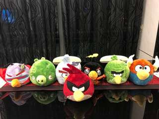 Angry Birds Collectible Set
