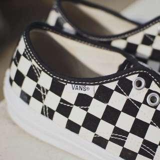 Vans sixty-seven checkerboard japan market (rare)