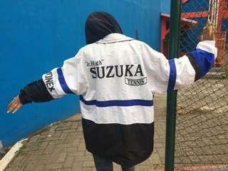 Wind Breaker Yonex Color Block Jacket Parka