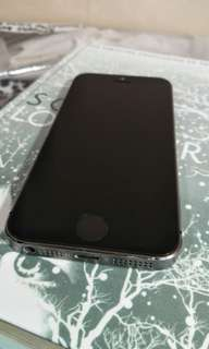 iPhone 5s/ Read Description