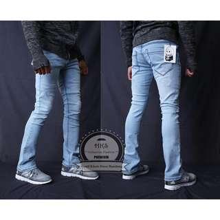 Jeans Blue Sea