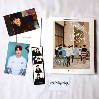 [WTS] WANNA ONE PHOTO ESSAY