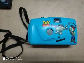 Toys storys limited edition camera