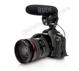 (NEW) RODE VIDEOMIC PRO