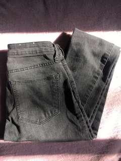 H&M Gray Skinny Jeans