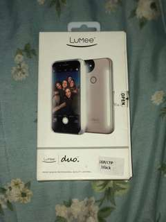 FINAL SALE: (Authentic) Lumee Duo for Iphone 6 Plus/6s Plus/7 Plus/8 Plus