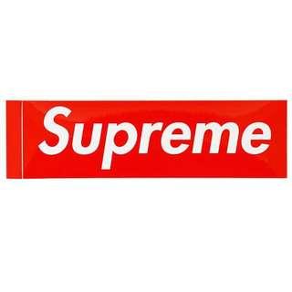 Supreme Sticker *AUTHENTIC*