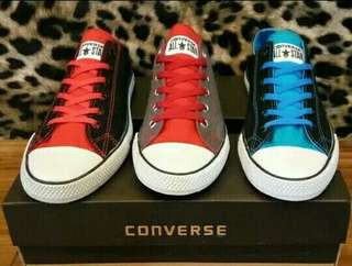 Sepatu Converse All Star CT II Combinasi