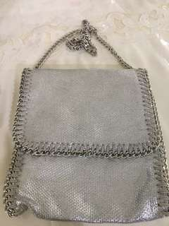 Witchery silver side bag