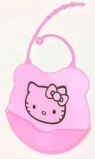 BN Hello Kitty soft silicon bib