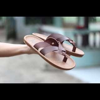Sandal kulit pria ori