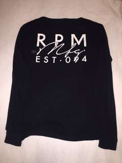 RPM long sleeved