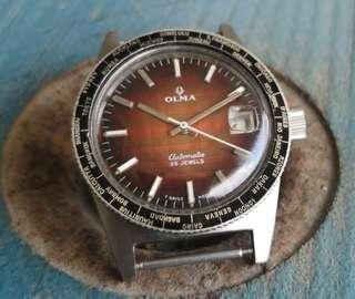 Vintage Olma Skin Diver
