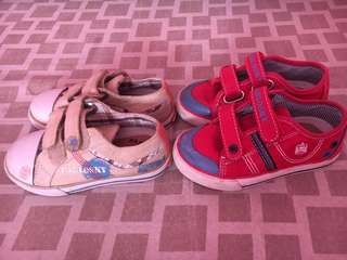 Pablosky Sneakers Preloved 2 sets for 750php