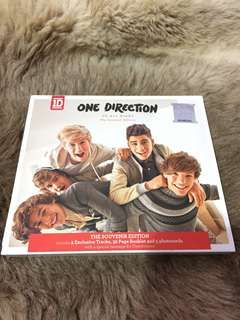 1D UP ALL NIGHT (souvenir edition)