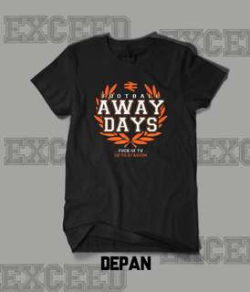 T-Shirt - Football Supporter persija