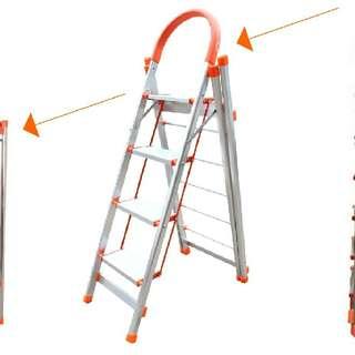 2 in 1 ladder drying rack