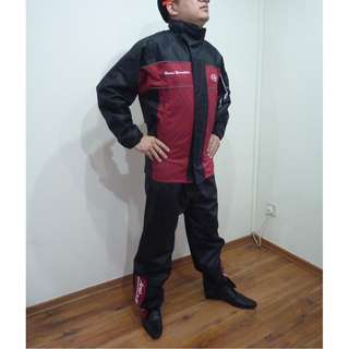 High quality & Ultra Thick Arai motorbike / motorcycle raincoat / jacket / rain coat for sale