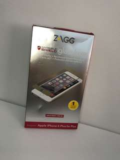 ZAGG Glass Screen Protector (6+/6S+/7+/8+)