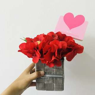 Box bouquet & Gift hampers