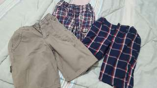 3 boy shorts for 250 #garagesale300