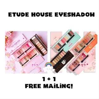 🛍1+1 Sales! Etude House Play Color Eyes