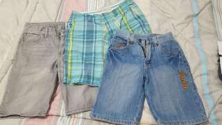3 boy shorts for 280 #garagesale300