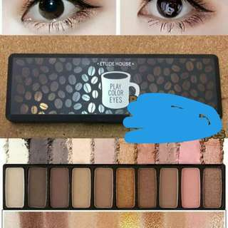 Etude house eyeshadow (inspired0