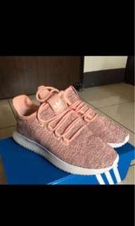 Adidas Tubular Shadow 粉色