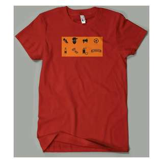 T-Shirt - persija fans / jakmania