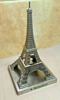 Heineken Bottle Opener of Eiffel Tower Design.