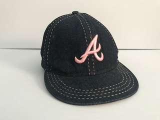 NEW ERA 59FIFTY Fitted Atlanta Hat