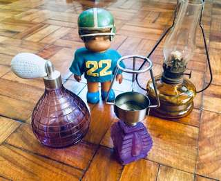 Assorted Vintage Item Collections