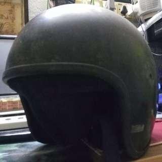 Vintage Nova Keras Fiberglass Helmet