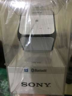 Brand New Sony Bluetooth SRS-X11