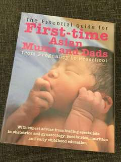 "Book "" First Time Asian Mums and Dads"""