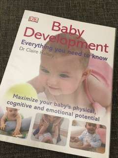 "Book ""Baby Development"""