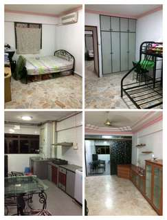3NG HDB flat (68sqm) for rent with good location and many nearby amenities