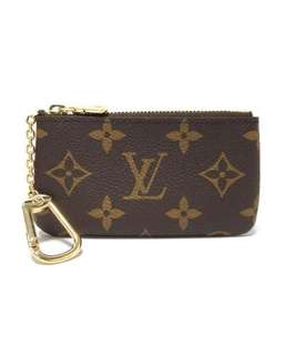 LV 散子包 Louis Vuitton Monogram Key Pouch M62650 Coin Purse/coin Case Monogram