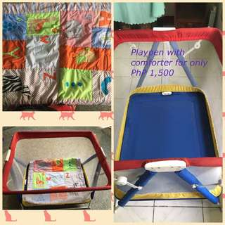 Pre-loved items for babies