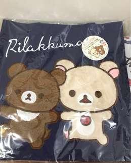 鬆弛熊 Rilakkuma 布袋 環保袋