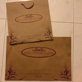 Little Nonya's Paper Bag